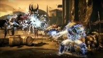Mortal Kombat X Raiden Trailer (PS4 Xbox One) Mortal Kombat 10