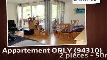 A vendre - Appartement - ORLY (94310) - 2 pièces - 50m²