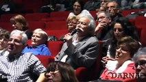 France Algérie 6  50 ans après 62   Débat Bernard Henri Levy   Zohra Drif Bitat 6 8   درويش 2012