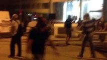 TGB Bildiriyor - Polis Gümüşsuyu'ndan çekilmek zorunda kaldı