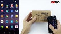 DOMO nHance VRC625 Universal 3D Virtual Reality Google v2 Cardboard Headset Glasses - Hands On