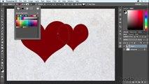 Adobe PhotoShop 2015 tutorial 125 Modifying and combining shapes
