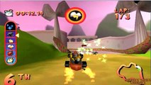 Looney Tunes Racing - DAFFY DUCK (Fantastic Game For Kids)