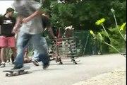 Sur skate camps 2008 - Jart skateboards week