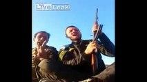 LiveLeak - Syria Iraqi Militants celebrating ISIS defeat and ISIS replies!-copypasteads.com