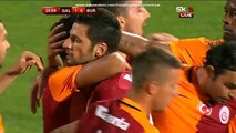 Yasin Oztekin 1_0 _ Galatasaray - Bursaspor 08.08.2015 HD