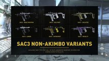 New Guns in Advanced Warfare! - Royalty Weapons - Non-Akimbo Sac3's and Much More!