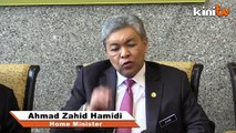 Zahid: Opposition need not fear new anti-terror law