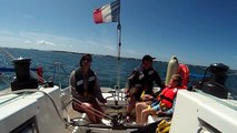 Bretagne Aout 2014 - Voilier First 31.7