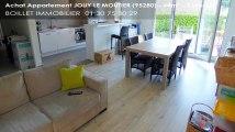 A vendre - Appartement - JOUY LE MOUTIER (95280) - 3 pièces - 64m²