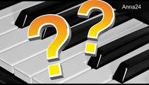 Devinette musicale N° 1 : Devinette musicale: Quelle chanson populaire française est-ce?