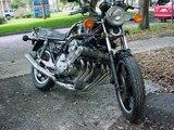 RICK'S CUSTOM 1980 HONDA CBX