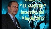 COISP, RIMOZIONE TARGA CARLO GIULIANI   Franco Maccari intervistato a Radio24 LA ZANZARA 09 lug 2015