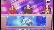 Pakistan idol Episode 22 by geo Entertainment - 16th February 2014 - part 3