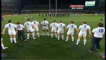 El HAKA del Campeonato!!! - All Blacks vs Francia (Copa del Mundo NZ 2011) (HD)