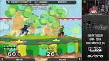 Get Smashed at the Foundry #34 - Winner Ro32: NMW (C. Falcon) vs Paul Chen (Fox, Falco)