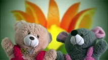Oranges And Lemons Puppet  Video | Puppet Show For Children | Teddy Bear Cartoon Rhymes