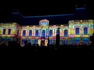 Rennes Spectacle Lumières Parlement [07082015]