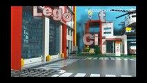 LEGO CITY FIRE STATION 60004  POLICE SIMPSONS UNDERCOVER CARTOON spongebob sponge bob