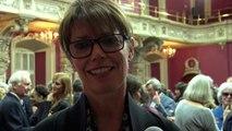 Dominique Blain, prix Paul-Émile-Borduas 2014 en arts visuels et en métiers d'art – Prix du Québec