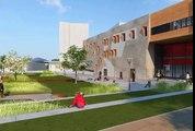 Visite virtuelle du futur centre-ville et du centre culturel de Chenôve