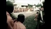 【閲覧注意】 チベット人僧侶の焼身自殺の抗議  !