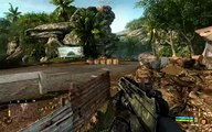 Crysis Warhead High/Gamer Settings 9800 GTX (Fraps Test 1)