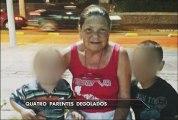 Três mulheres e uma criança são assassinadas em Porto Alegre
