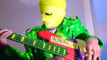 "MonoNeon + Parliament-Funkadelic - ""BOP GUN"" (Endangered Species)"