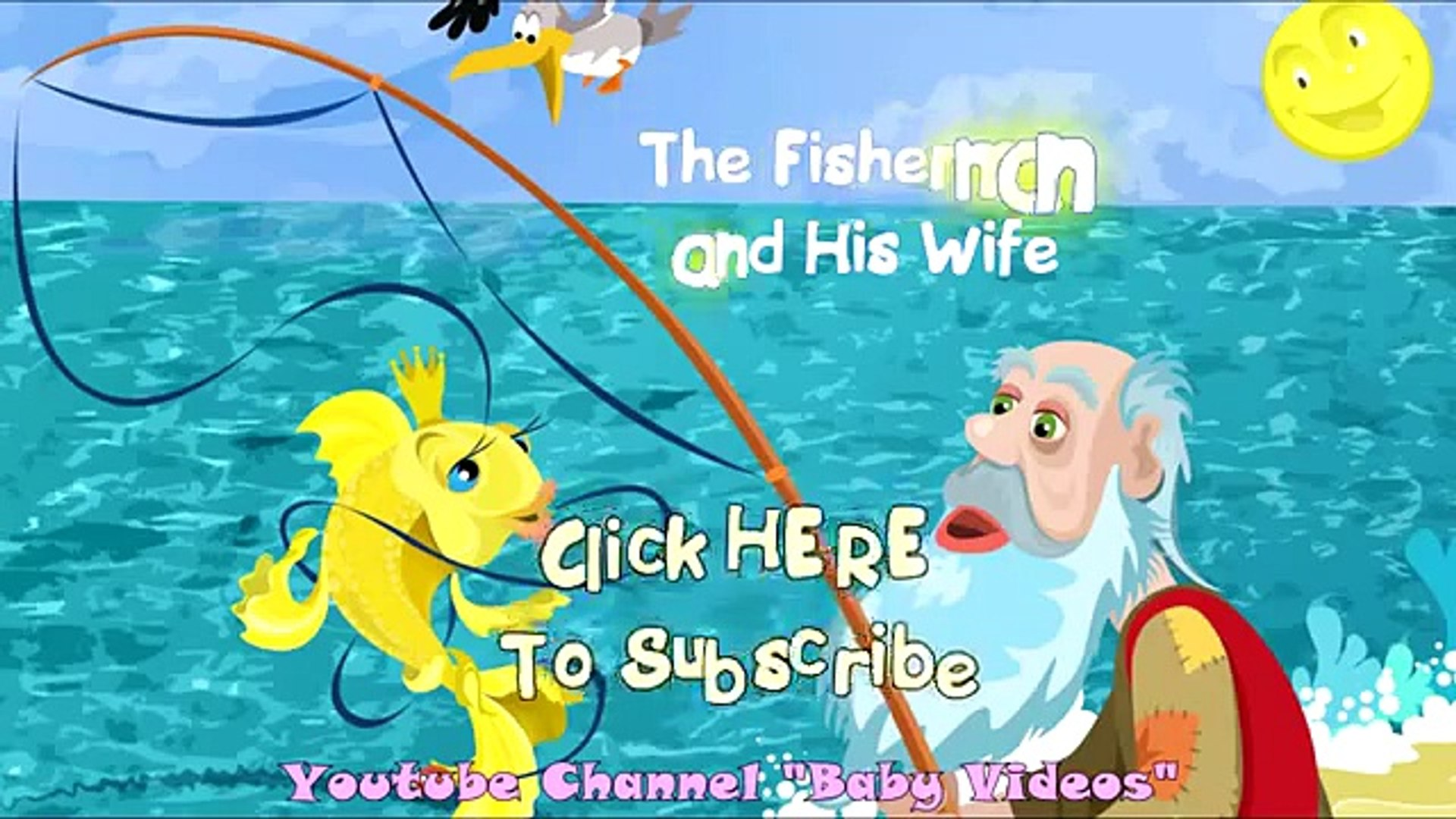 19 MIN | The Fisherman and His Wife - Золотая рыбка | Stories for children | BABY SO