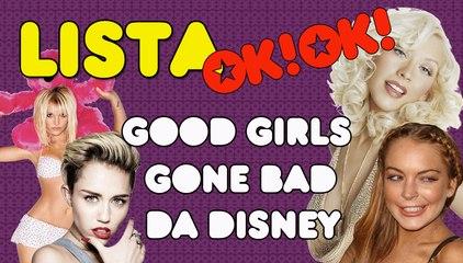 Top 6 maiores Good Girls Gone Bad EVEEEEEEEEEEER