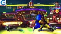 Ultra Street Fighter 4 PS4 - Bugs e glitches (coletânea e comentários)