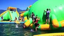 Trò chơi trên biển, công viên nước trên biển, Lh: 0914 666 138 Mr Thành