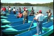 Entrega Gobernador  Manuel Velasco Coello equipos a 900 pescadores de Pijijiapan