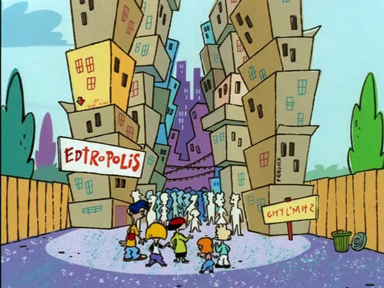 41 Ed Edd N Eddy - La Gran Ciudad