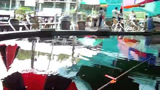 Prawn fishing