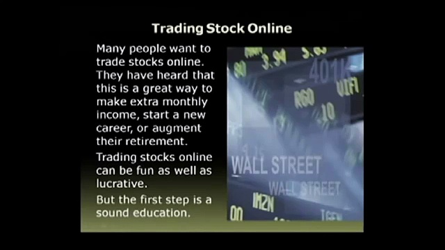 How To Trade Stocks Online SAFELY