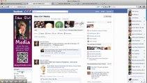 How to Hide & Unhide Facebook Posts (TIMELINE) - video