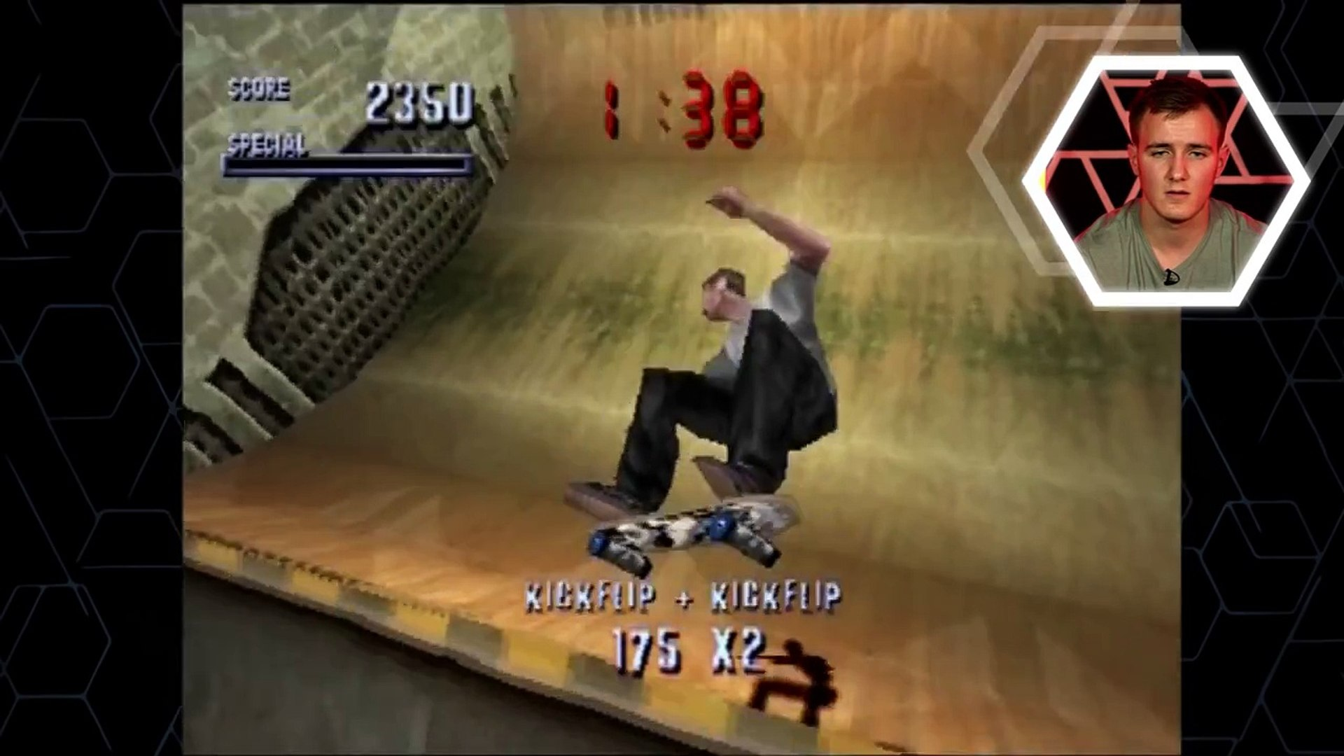 TWiiNSANE - Tony Hawk's Pro Skater: Retro Gaming Challenge | Legends of Gaming