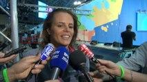 Natation - ChM (H) - 50m nage libre : Laure Manaudou «Enormément d'émotion»