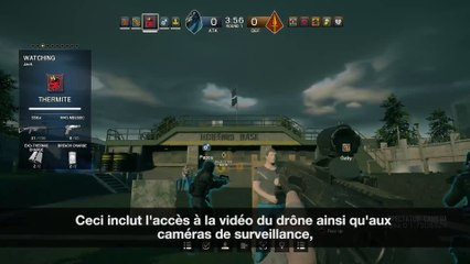 Rainbow Six: Siege - Mode Spectateur de Tom Clancy's Rainbow Six : Siege