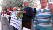 Civil Rights Tour & CIW Protest at Publix, Atlanta, GA - 3/2/11