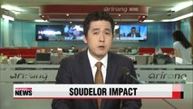 Typhoon Soudelor takes lives, cause massive damage in Taiwan