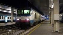 City Night Line 358 Venezia - München hauled by FS E402A at Venezia S.Lucia