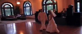 Dirty Dancing Surprise Wedding Dance - Mark and Lindsey