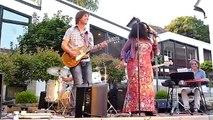 Gregor Hilden Band & Soleil Niklasson Open Air - Rock me Baby