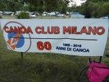 60 ANNI DEL CANOA CLUB MILANO (EYGLIERS, HAUTES ALPES, FRANCIA)