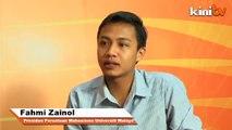 Fahmi: Saya bukan ikon ciptaan Anwar tapi peminat Mahathir
