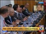 """Ilie Serbanescu despre FMI si CODUL FISCAL: """"Adevaratul prim-ministru al Romaniei este FMI"""""""
