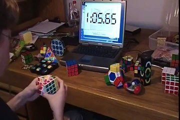 Rubik's Revenge Resource   Learn About, Share and Discuss